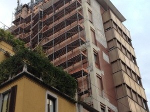 Via Melloni Milano
