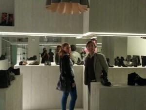 ct105 – under a great argentina light at Stiù shop milan
