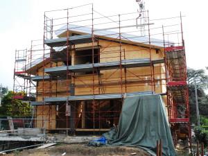dream house – work in progress
