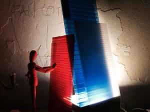 Lamp maquette